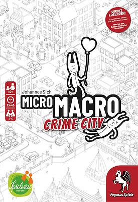 Einfach und sicher online bestellen: Micro Macro - Crime City in Österreich kaufen.