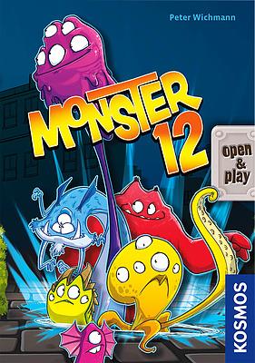 Einfach und sicher online bestellen: Monster 12 in Österreich kaufen.