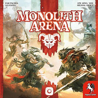 Einfach und sicher online bestellen: Monolith Arena in Österreich kaufen.