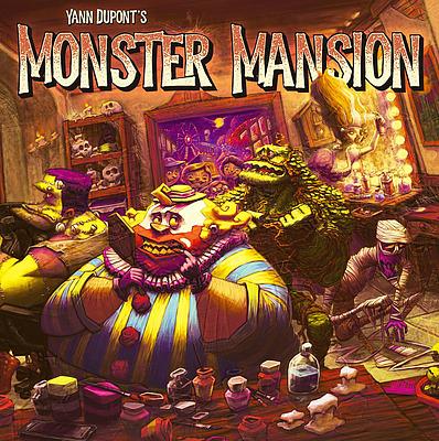 Einfach und sicher online bestellen: Monster Mansion (Englisch) in Österreich kaufen.