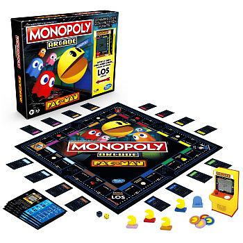 Einfach und sicher online bestellen: Monopoly Arcade Pacman in Österreich kaufen.
