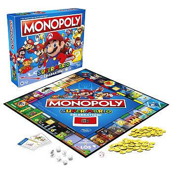 Einfach und sicher online bestellen: Monopoly Super Mario Celebration in Österreich kaufen.