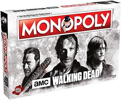 Einfach und sicher online bestellen: Monopoly The Walking Dead in Österreich kaufen.