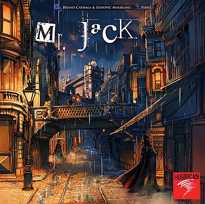 Einfach und sicher online bestellen: Mr. Jack  (Neuauflage) in Österreich kaufen.