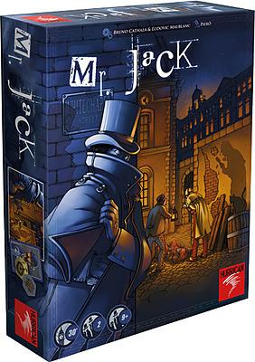 Einfach und sicher online bestellen: Mr. Jack - London in Österreich kaufen.