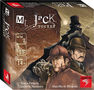Einfach und sicher online bestellen: Mr. Jack Pocket in Österreich kaufen.