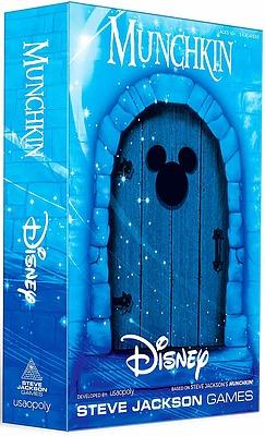 Einfach und sicher online bestellen: Munchkin Disney (Englisch) in Österreich kaufen.