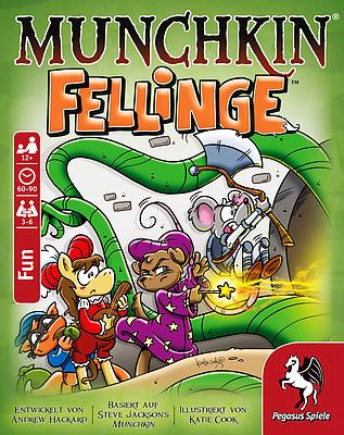 Einfach und sicher online bestellen: Munchkin Fellinge in Österreich kaufen.