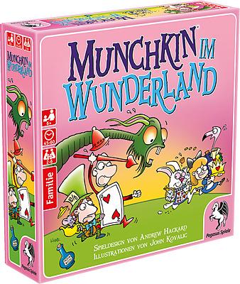 Einfach und sicher online bestellen: Munchkin im Wunderland in Österreich kaufen.