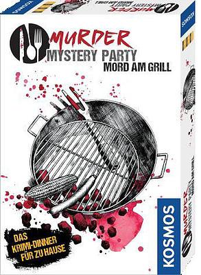Einfach und sicher online bestellen: Murder Mystery Party: Mord am Grill in Österreich kaufen.