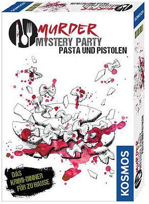 Einfach und sicher online bestellen: Murder Mystery Party: Pasta & Pistolen in Österreich kaufen.
