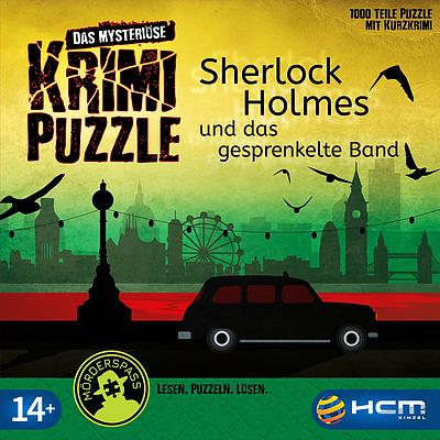 Einfach und sicher online bestellen: Murder Mystery Puzzle: Sherlock Holmes in Österreich kaufen.