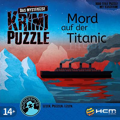 Einfach und sicher online bestellen: Murder Mystery Puzzle: Titanic in Österreich kaufen.