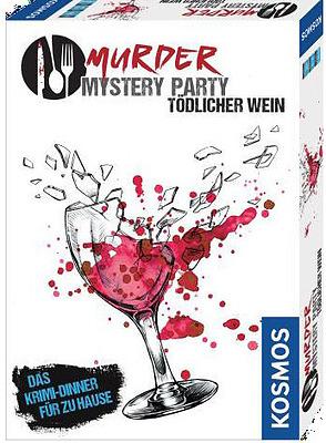 Einfach und sicher online bestellen: Murder Mystery Party: Tödlicher Wein in Österreich kaufen.