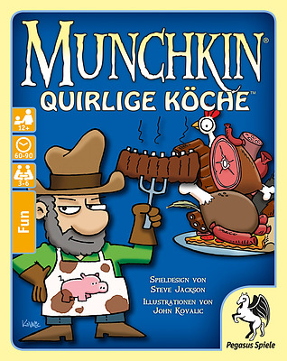 Einfach und sicher online bestellen: Munchkin Quirlige Köche in Österreich kaufen.
