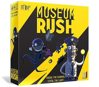 Einfach und sicher online bestellen: Museum Rush (Englisch) in Österreich kaufen.