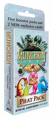 Einfach und sicher online bestellen: Munchkin Phat Pack in Österreich kaufen.