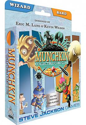 Einfach und sicher online bestellen: Munchkin Wizard / Bard Starter in Österreich kaufen.