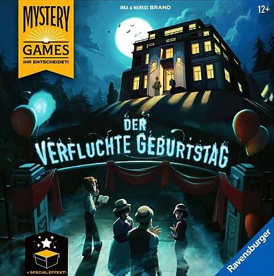 Einfach und sicher online bestellen: Mystery Games - Der verfluchte Geburtstag in Österreich kaufen.