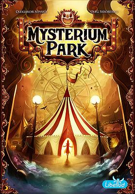 Einfach und sicher online bestellen: Mysterium Park in Österreich kaufen.