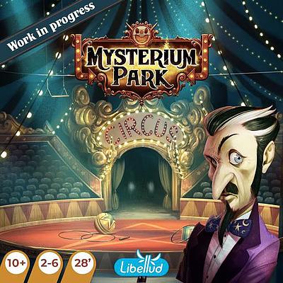 Einfach und sicher online bestellen: Mysterium Park (Englisch) in Österreich kaufen.