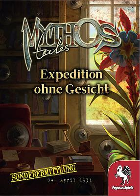 Einfach und sicher online bestellen: Mythos Tales - Die gesichtslose Expedition in Österreich kaufen.