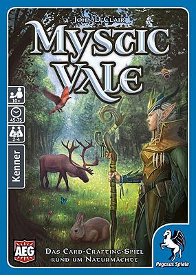 Einfach und sicher online bestellen: Mystic Vale in Österreich kaufen.