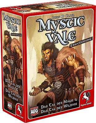 Einfach und sicher online bestellen: Mystic Vale: Tal der Magie + Tal der Wildnis in Österreich kaufen.