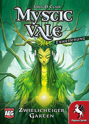 Einfach und sicher online bestellen: Mystic Vale: Zwielichtiger Garten in Österreich kaufen.