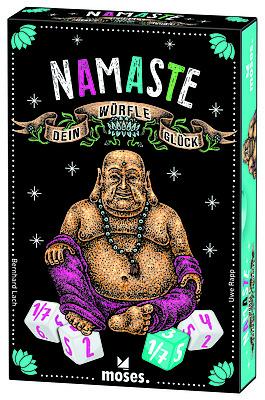 Einfach und sicher online bestellen: Namaste - Würfel dein Glück in Österreich kaufen.
