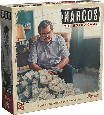 Einfach und sicher online bestellen: Narcos The Board Game (Englisch) in Österreich kaufen.