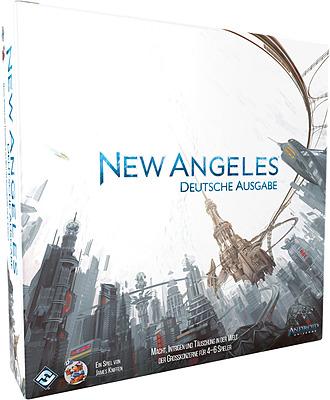 Einfach und sicher online bestellen: New Angeles in Österreich kaufen.