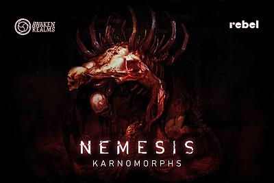 Einfach und sicher online bestellen: Nemesis - Karnomorphs in Österreich kaufen.