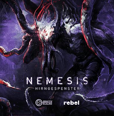 Einfach und sicher online bestellen: Nemesis - Hirngespinster in Österreich kaufen.