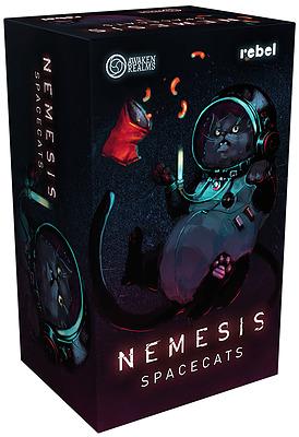 Einfach und sicher online bestellen: Nemesis - Space Cats in Österreich kaufen.