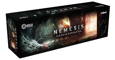 Einfach und sicher online bestellen: Nemesis - Terrain Exp. in Österreich kaufen.