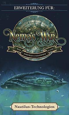 Einfach und sicher online bestellen: Nemo's Wars: Nautilus-Technologien in Österreich kaufen.