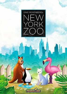 Einfach und sicher online bestellen: New York Zoo in Österreich kaufen.