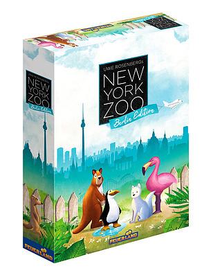 Einfach und sicher online bestellen: New York Zoo - Berlin Edition in Österreich kaufen.