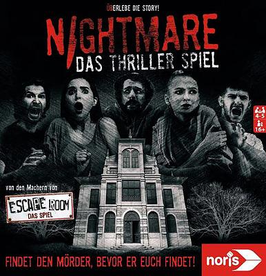 Einfach und sicher online bestellen: Nightmare - Das Horror Abenteuer in Österreich kaufen.