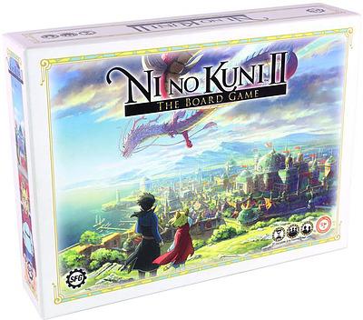 Einfach und sicher online bestellen: Ni No Kuni 2: The Board Game (Englisch) in Österreich kaufen.