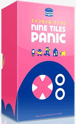 Einfach und sicher online bestellen: Nine Tiles Panic in Österreich kaufen.