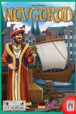 Einfach und sicher online bestellen: Novgorod in Österreich kaufen.