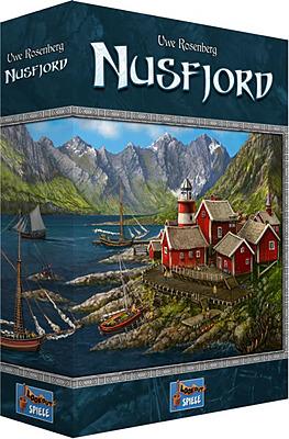Einfach und sicher online bestellen: Nusfjord in Österreich kaufen.