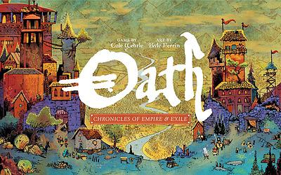 Einfach und sicher online bestellen: Oath: Chronicles of Empire and Exile (Englisch) in Österreich kaufen.