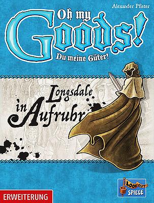 Einfach und sicher online bestellen: Oh my Goods! - Logsdale in Aufruhr in Österreich kaufen.
