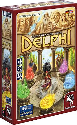 Einfach und sicher online bestellen: Das Orakel von Delphi in Österreich kaufen.