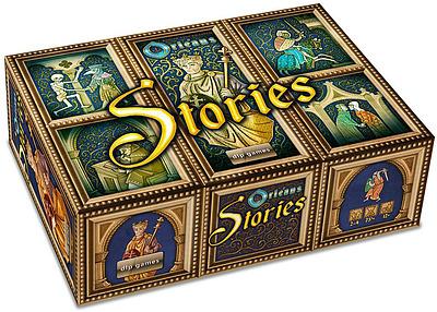 Einfach und sicher online bestellen: Orléans Stories in Österreich kaufen.