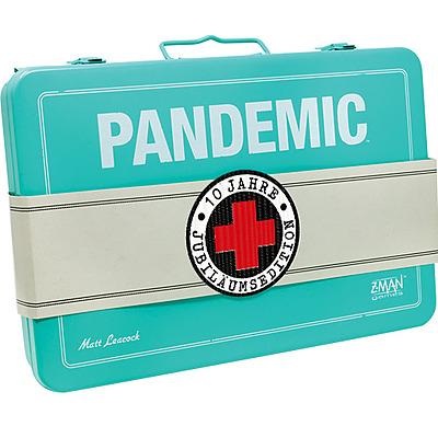 Einfach und sicher online bestellen: Pandemic 10th Anniversary Edition in Österreich kaufen.