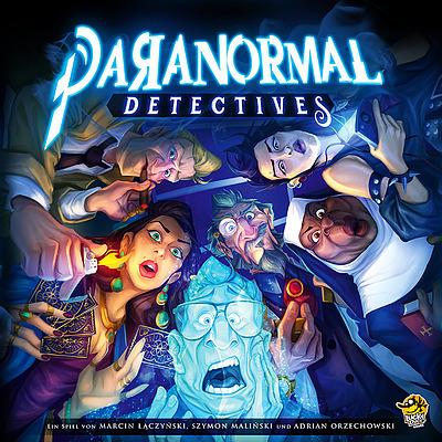 Einfach und sicher online bestellen: Paranormal Detectives in Österreich kaufen.